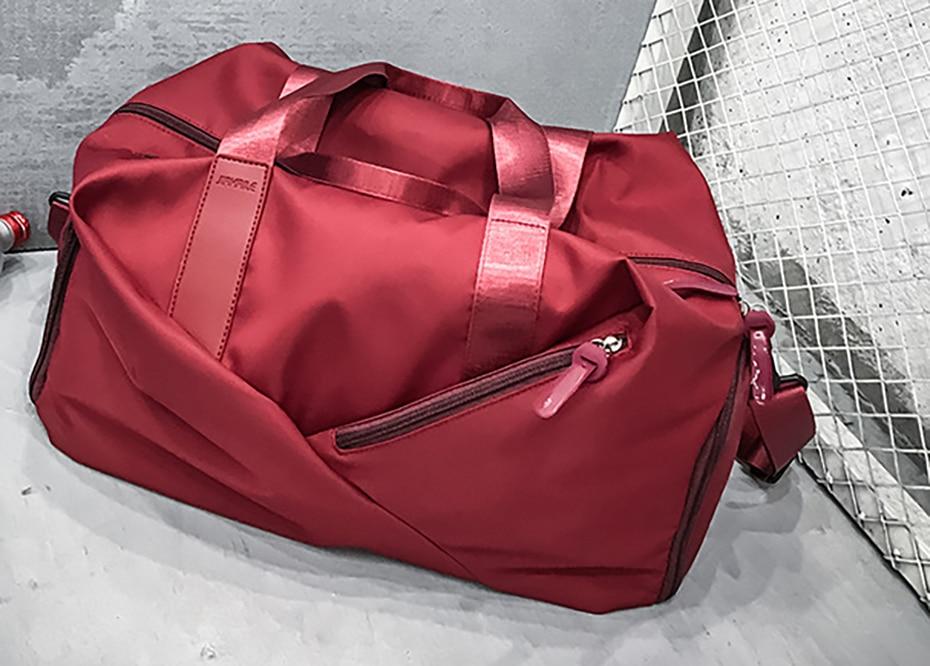 Sport Gym Bag Fitness Dry And Wet Separation Yoga Bag Waterproof Travel Shoes Handbag Women's Shoes Shoulder Bag Sports Suitcase15