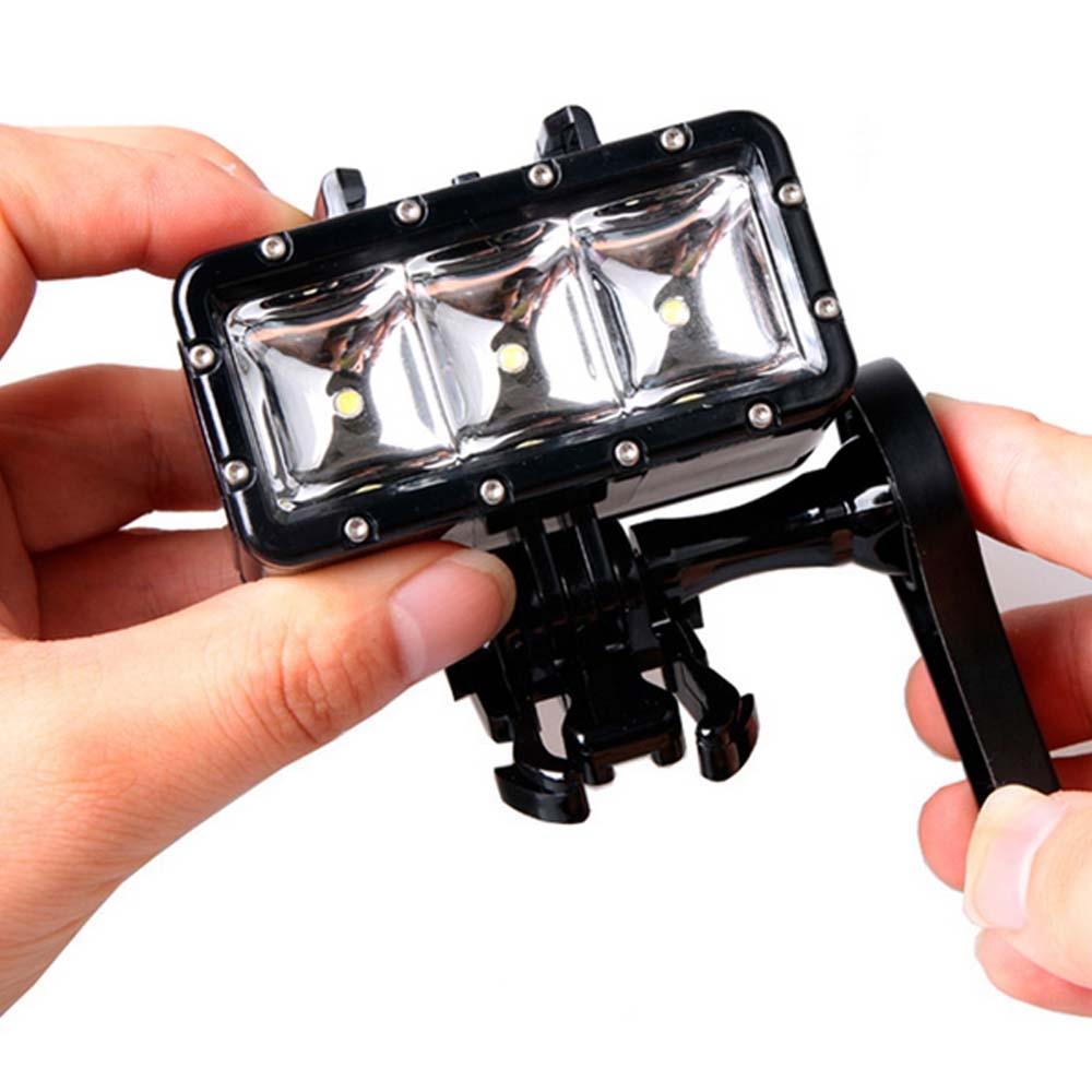 E3662-Waterproof LED Light for SJCAM-13