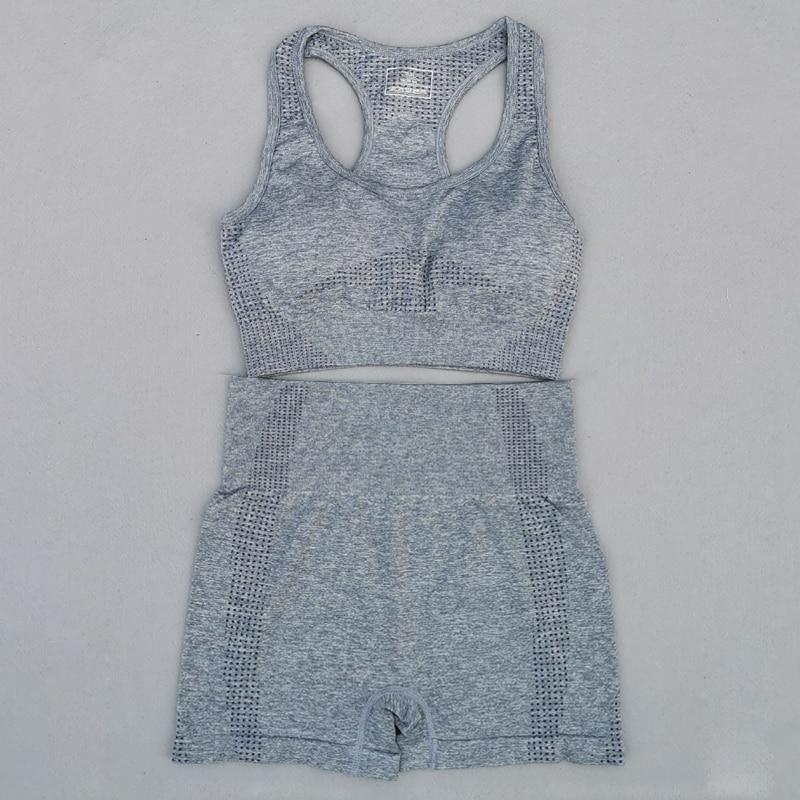 New-Summer-Seamless-Yoga-Sports-Suits-Women-Workout-Clothes-Sport-Bra-High-Waist-Fitness-Shorts-2 (2)