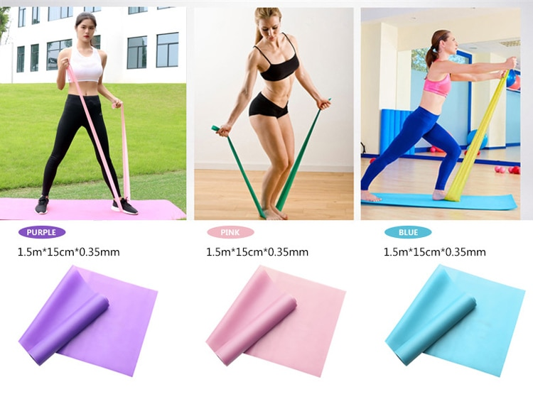 2020 HOT Fitness Gym Accessories for Men Women Yoga Resistance