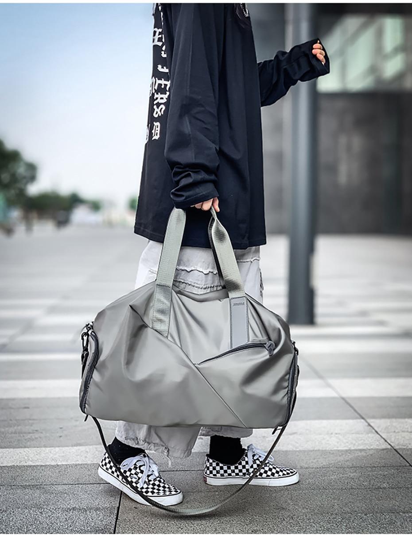 Sport Gym Bag Fitness Dry And Wet Separation Yoga Bag Waterproof Travel Shoes Handbag Women's Shoes Shoulder Bag Sports Suitcase11
