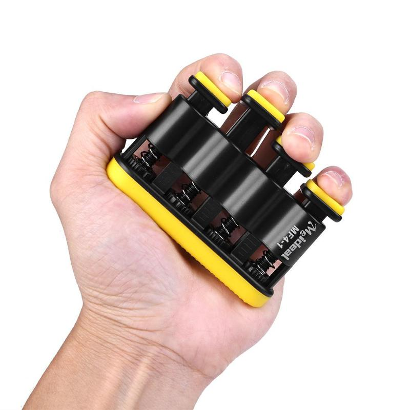 Hand Grip Finger Trainer Strengthener Adjustable