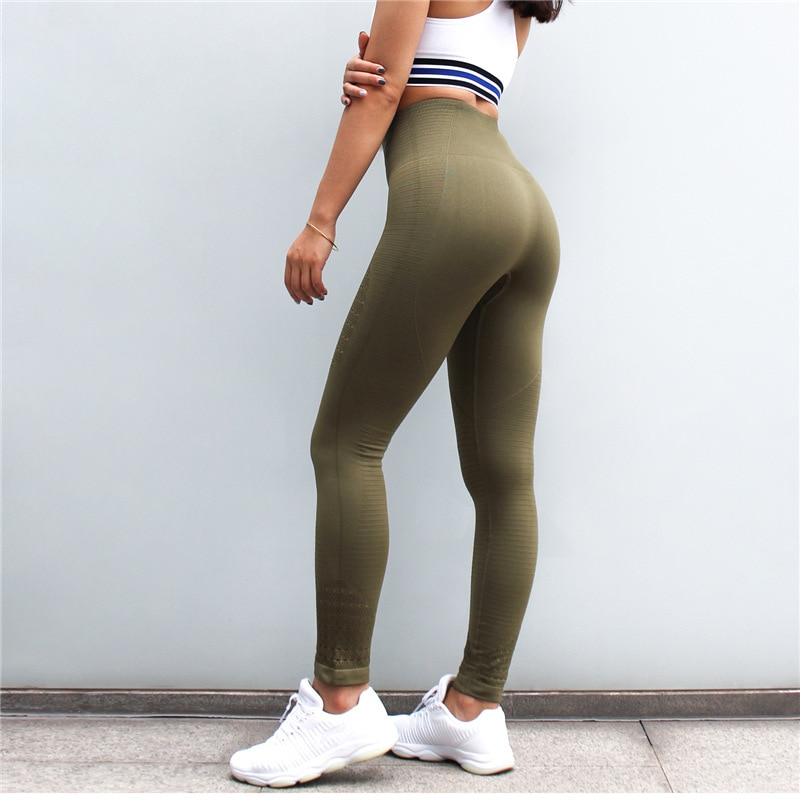 Women Seamless Tummy Control Active Compression Leggings - Size Chart _ JOMOBabe Official Online Store | Women Gym Clothes & Workout Wear | JOMOBabe