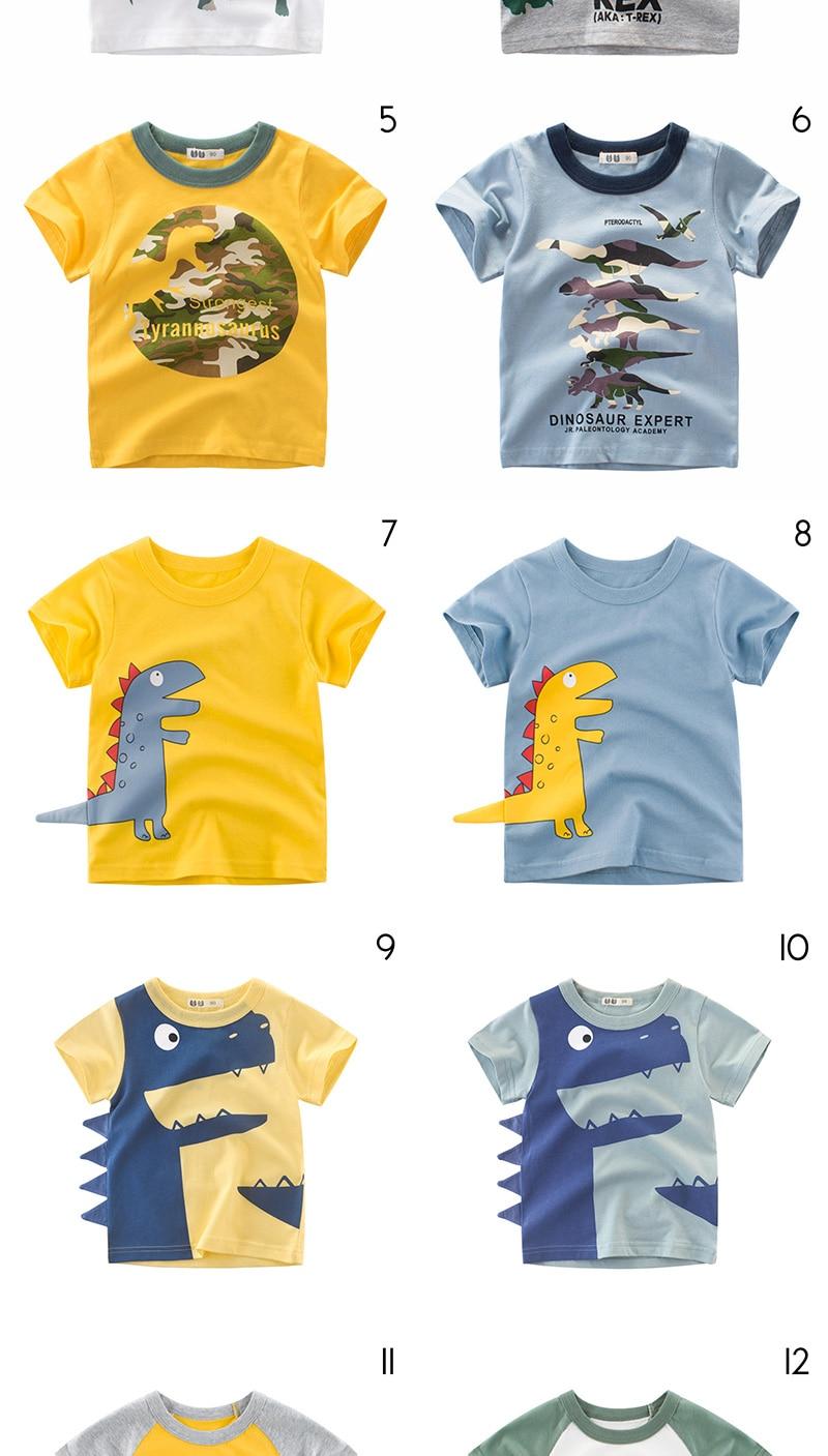 韩版童装_2018夏款韩版童装中小男童短袖t恤-宝宝儿童一件代销---阿里巴巴_03