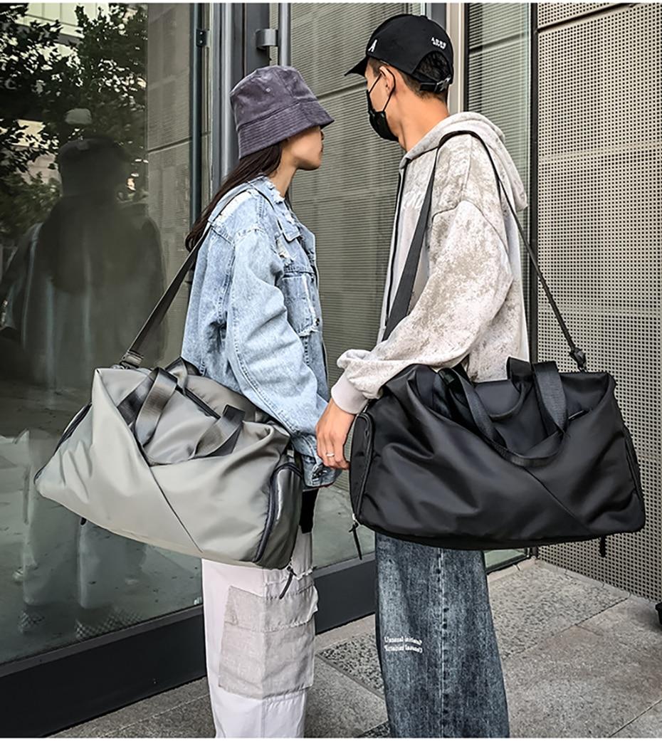 Sport Gym Bag Fitness Dry And Wet Separation Yoga Bag Waterproof Travel Shoes Handbag Women's Shoes Shoulder Bag Sports Suitcase05