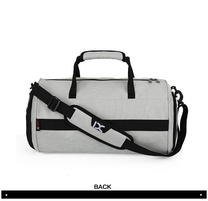 Waterproof Sport Bags Men Large Gym Bag Women Yoga Fitness Bag Outdoor Travel Luggage Hand Bag with Shoe Compartment 2019 (16)