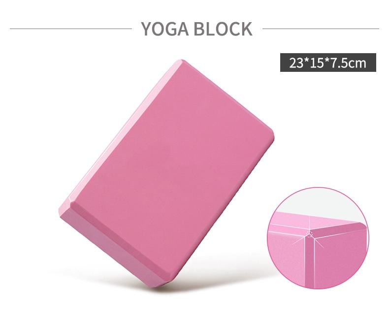 7 Pcs Yoga Set Health Fitness Home Includes Yoga Mat Yoga