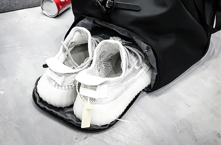 Sport Gym Bag Fitness Dry And Wet Separation Yoga Bag Waterproof Travel Shoes Handbag Women's Shoes Shoulder Bag Sports Suitcase01