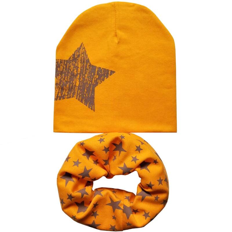 girls caps scarf
