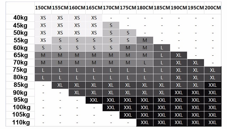 尺码表 (2)