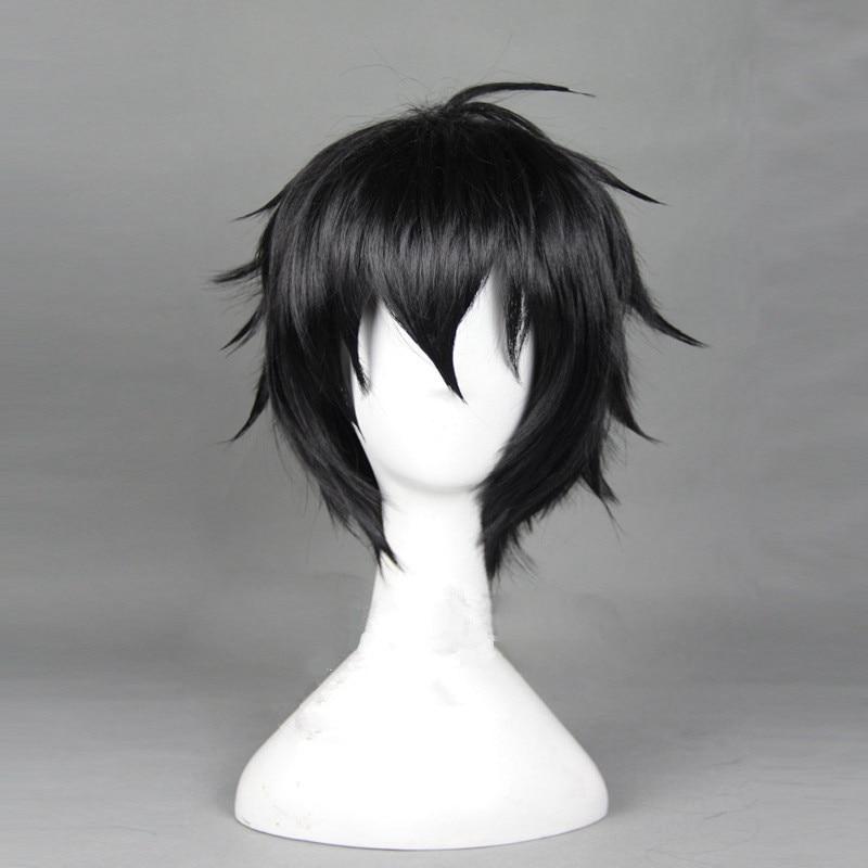 Seraph-of-The-End-Yuichiro-Hyakuya-peluca-30-cm-11-81-corto-recto-Anime-Cosplay-pelucas